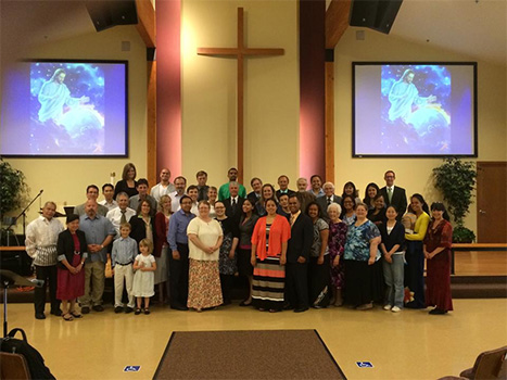 Empowered Church Training in Washington
